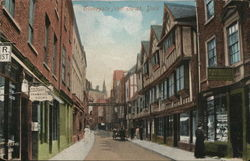Stonegate from South Postcard