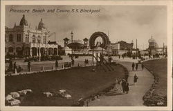 Pleasure Beach and Casino