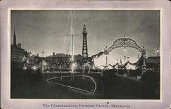 The Illuminations, Princess Parade