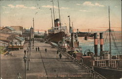 The Landing Stage Liverpool