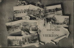 Greetings from Vierzon