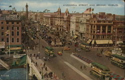 O'Connell Street and Bridge
