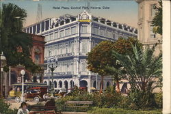 Hotel Plaza, Central Park