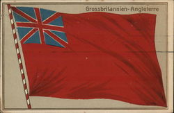 British Merchant Marine Flag
