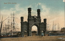 Royal Arch Postcard