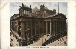 Royal Exchange, Manchester