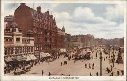 Piccadilly, Manchester