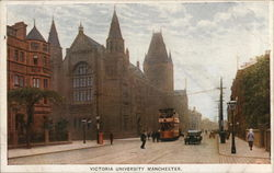 Victoria University, Manchester