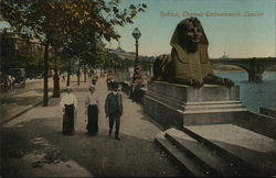 Sphinx, Thames Embankment