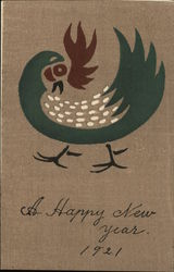 A Happy New Year 1921