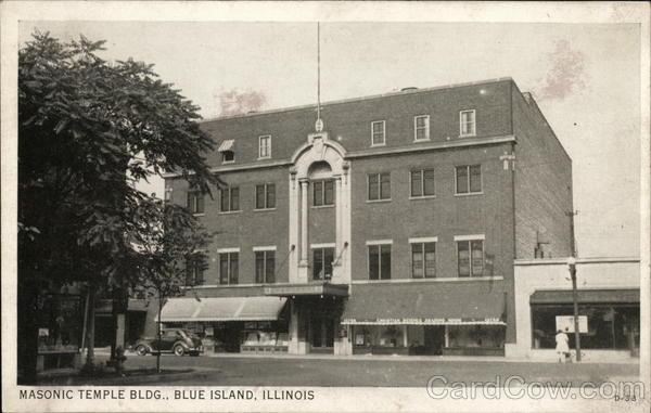 Masonic Temple Bldg