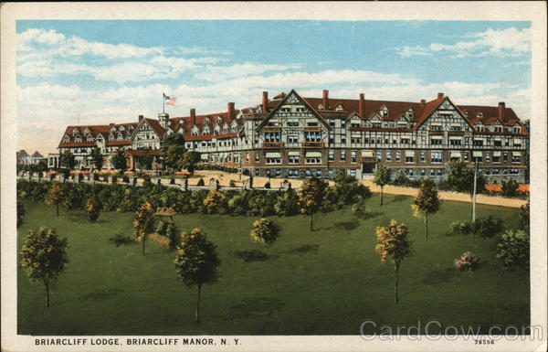 Briarcliff Lodge Briarcliff Manor New York