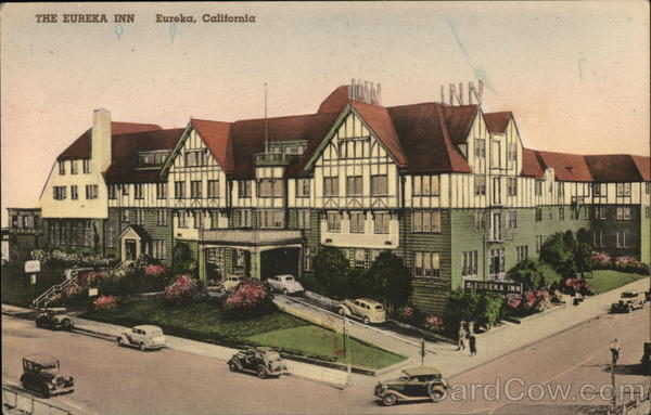Eureka Inn California