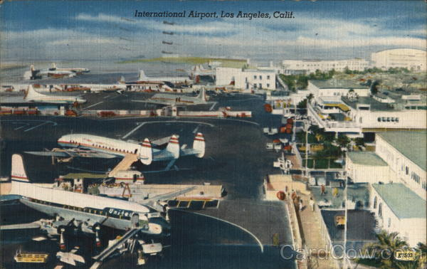 International Airport Los Angeles California Airports