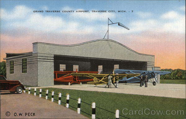 Grand Traverse County Airport Traverse City Michigan