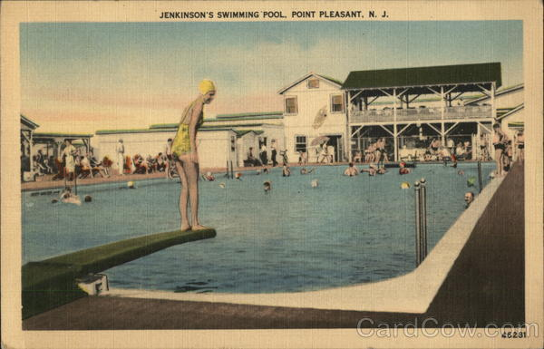 Jenkinson's Swimming Pool Point Pleasant New Jersey