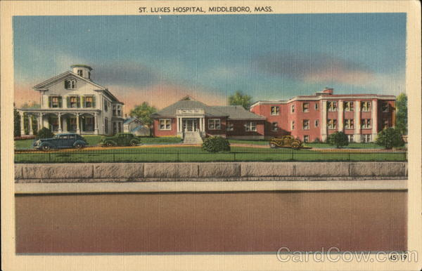 St. Lukes Hospital Middleboro Massachusetts