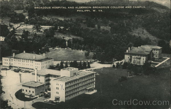 Broaddus Hospital Philippi West Virginia