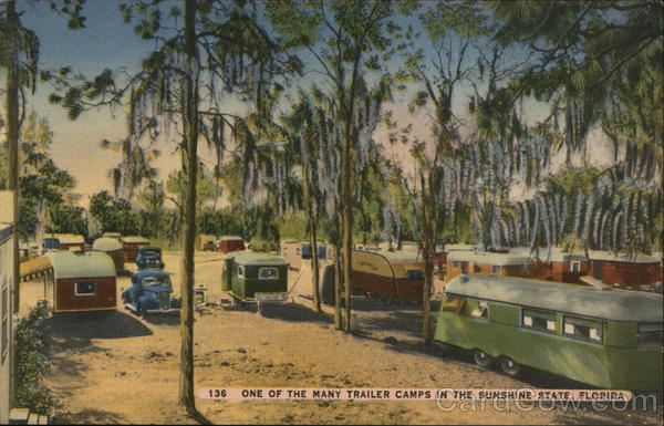 Trailer Camp Florida Trailers, Campers & RVs
