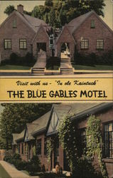 The Blue Gables Motel