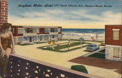 Daytona Motor Hotel, 2071 South Atlantic Ave.