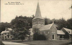St. James Church, Lake Delaware