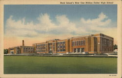 Rock Island's New Million Dollar High School