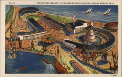 """Enchanted Island"", A Playground for Children, Chicago World's Fair"
