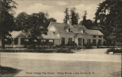 Three Village Tea House Postcard
