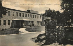 College Union Postcard