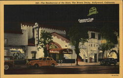 The Rendevous of the Stars, The Brown Derby