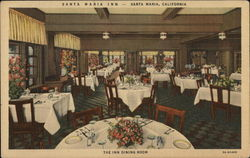 Santa Maria Inn - The Inn Dining Room