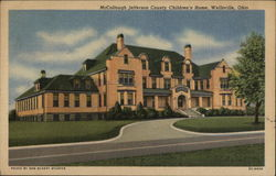 McCollough Jefferson County Children's Home