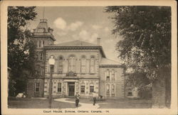 Court House, Simcoe