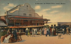 El Mercado, The Market Place