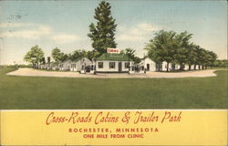 Cross-Roads Cabins & Trailer Park