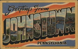 Greetings from Johnstown