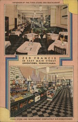 Zed Francis Restaurant and Grocery