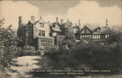 Andrew Mellon Hall, Pennsylvania College for Women Campus