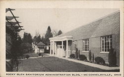 Rocky Glen Sanitorium Administration Bldg.