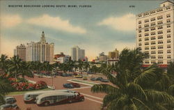 Biscayne Boulevard Looking South