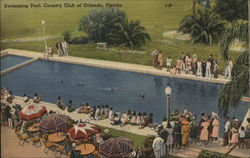 Swimming Pool, Country Club