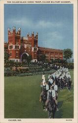 The Culver Black Horse Troop, Culver Military Academy