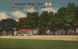 Wishard's Motor Court