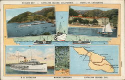 Scenes of Catalina Island