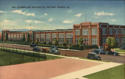 The Caterpillar Tractor Co. Factory