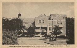 Union Building, Michigan State College