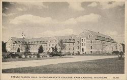Steven Mason Hall, Michigan State College