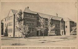 Olin Memorial Health Centre, Michigan State College
