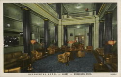 Occidental Hotel-Lobby